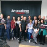 Adventure Rooms were no match for Cambria's Collective Brains!