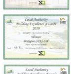 Proud to Be Part of an Award Winning Design Team…