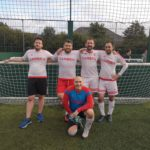 Cambria take part in 5-a-side in support of Guide Dogs Cymru